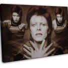 David Bowie Image High Quality 20x16 Framed Canvas Print