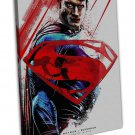 Batman V Superman Dawn Of Justice Image 2 X 20x16 Framed Canvas Print