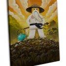 Lego Ninjago Art 16x12 Framed Canvas Print Decor