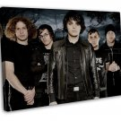 My Chemical Romance Art 16x12 Framed Canvas Print Decor