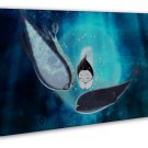 Song Of The Sea Movie Art 16x12 Framed Canvas Print Decor