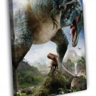 Walking with Dinosaurs 3D 2013 Movie Awesome  20x16 FRAMED CANVAS WALL PRINT