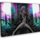 Guilty Crown Inori Yuzuriha Nude Naked Anime WALL  20x16 FRAMED CANVAS PRINT