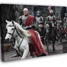 Game of Thrones Charles Dance Tywin Lannister FRAMED CANVAS WALL PRINT 20x16 inch