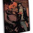 American Vampire Blood Sword Awesome Art WALL  20x16 FRAMED CANVAS PRINT