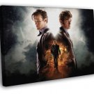 The Day of the Doctor Who TV Series Epic Awesome WALL FRAMED CANVAS PRINT 20x16 inch