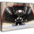 Jonathan Quick Los Angeles Kings Hockey  20x16 FRAMED CANVAS WALL PRINT