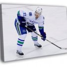 Daniel Sedin Vancouver Canucks Hockey Sport  20x16 FRAMED CANVAS WALL PRINT