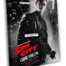 Sin City A Dame to Kill For Joseph Gordon-Levitt  20x16 FRAMED CANVAS WALL PRINT