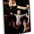 Marilyn Monroe Let's Make Love Retro Movie WALL FRAMED CANVAS PRINT 20x16 inch