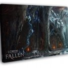 Lords Of The Fallen Awesome Video Game FRAMED CANVAS WALL PRINT 20x16 inch