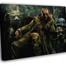 Iron Man Ben Kingsley The Mandarin Awesome FRAMED CANVAS WALL PRINT 20x16 inch