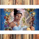 The Princess  20x16 FRAMED CANVAS PRINT