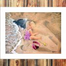 A Touch of Magic  20x16 FRAMED CANVAS PRINT