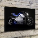 Electric Cruiser  20x16 FRAMED CANVAS PRINT