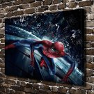 Spider-man movie Paintings  20x16 FRAMED CANVAS PRINT