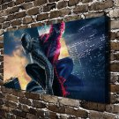 Spider-man Movie Paintings FRAMED CANVAS PRINT CA 20x16 inch