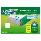 Swiffer Sweeper Wet 60ct