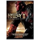 Hellboy II: The Golden Army (DVD, 2008, Widescreen)