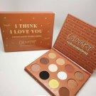 Colourpop : I think I Love You Eyeshadow Palette