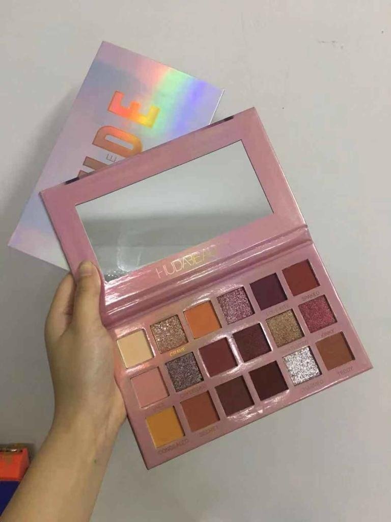 THERES FAKES ALREADY! Huda Beauty New Nude Palette   REAL