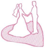 Wedding Embossed Design