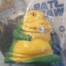 Star Wars Episode III Burger King Toys: Jabba the Hutt ✉Ƒᵲɛɛ ʂɦɩᵱᵱɩɳɠ✉