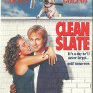Clean Slate [VHS]  ✉Ƒᵲɛɛ ʂɦɩᵱᵱɩɳɠ✉