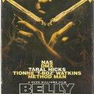 Belly [VHS] (1999 NAS, DMX) ✉Ƒᵲɛɛ ʂɦɩᵱᵱɩɳɠ✉