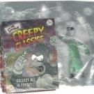 Burger King: The Simpsons Creepy Classics Figurine - Professor Frink 2002