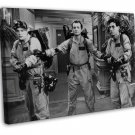 Ghostbusters Vintage Movie Wall Decor 16x12 FRAMED CANVAS Print