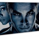 Star Trek 3 The Search For Spock Art 16x12 FRAMED CANVAS Print Decor