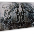 Art Baphomet Wall Decor 16x12 Framed Canvas Print