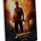 Indiana Jones Raiders Of The Lost Ark Classic Film 16x12 Framed Canvas Print