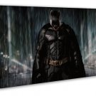 Batman The Dark Knight 16x12 Framed Canvas Print