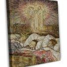 Arthur Rackham The Night Before Christmas Fine Art 16x12 Framed Canvas Print