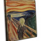 amazoncom the scream of nature edvard munch art print - 135×135
