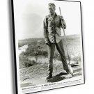 Paul Newman In Cool Hand Luke 1967 Vintage Movie FRAMED CANVAS Print