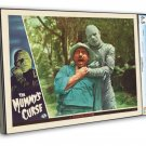 The Mummy S Curse 1944 Vintage Movie Framed Canvas Print 11