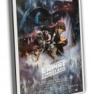 The Empire Strikes Back 1980 Vintage Movie FRAMED CANVAS Print 6