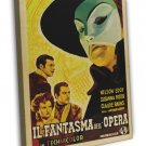 Phantom Of The Opera 1940 Vintage Movie FRAMED CANVAS Print 6