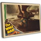 The Wolf Man 1941 Vintage Movie Framed Canvas Print 26