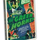 The Green Hornet 1939 Vintage Movie Framed Canvas Print 2