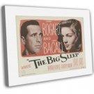 The Big Sleep 1946 Vintage Movie Framed Canvas Print 37