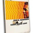 Cool Hand Luke 1967 Vintage Movie Framed Canvas Print 4