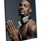 Tyson Beckford Black Supermodel 20x16 FRAMED CANVAS Print Decor