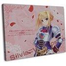 Princess Lover Anime Art 20x16 Framed Canvas Print Decor