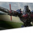 Transformers 4 Age Of Extinction Art 20x16 FRAMED CANVAS Print Decor