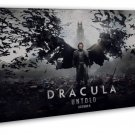 Dracula Untold Movie Art 20x16 Framed Canvas Print Decor
