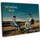 Breaking Bad 1 2 3 4 5 6 Art 20x16 FRAMED CANVAS Print Decor